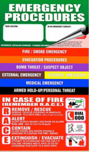 Emergency Procedure Flipcharts